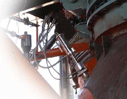 南京高炉料面红外摄像仪