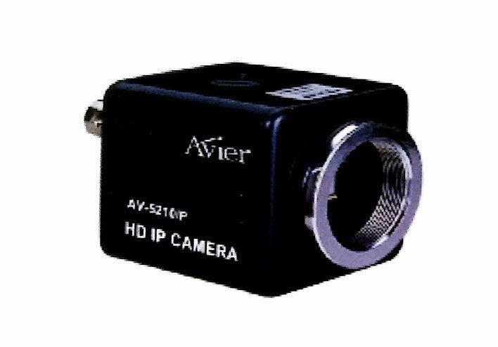 AV-5220IP微型网络高清低照度摄像机