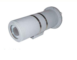 Explosion proof infrared camera